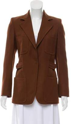 Prada Tailored Wool Blazer
