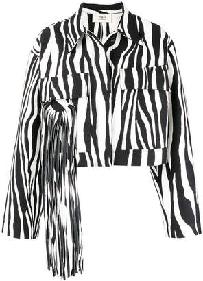 Ports 1961 animal print jacket