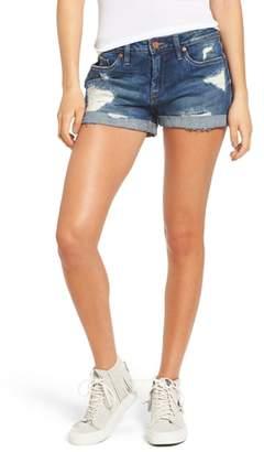 Blank NYC BLANKNYC Boyfriend Denim Shorts