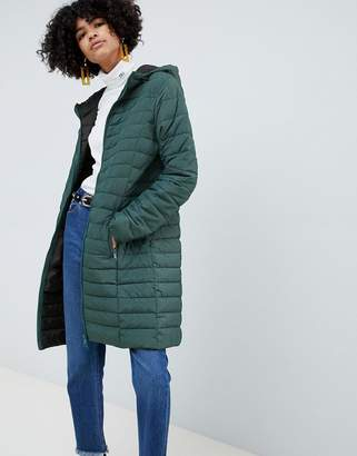 B.young Longline Padded Coat