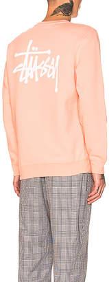 Stussy Basic Pullover