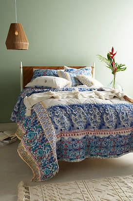 Anthropologie Artisan Quilts by Emari Quilt