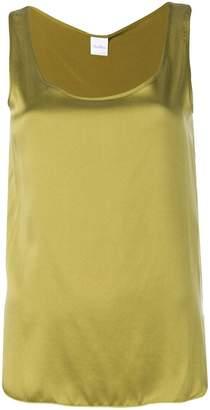 Max Mara silk tank top