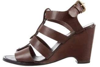 Rachel Comey Leather Caged Sandals