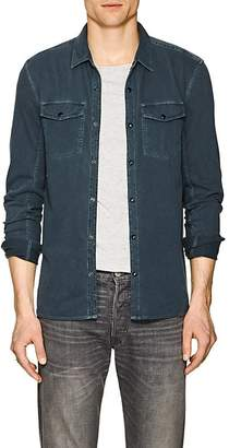 John Varvatos Men's Cotton Long-Sleeve Shirt