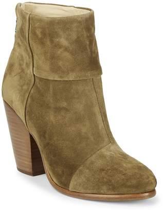 Rag & Bone Women's Classic Newbury Suede Ankle Boots