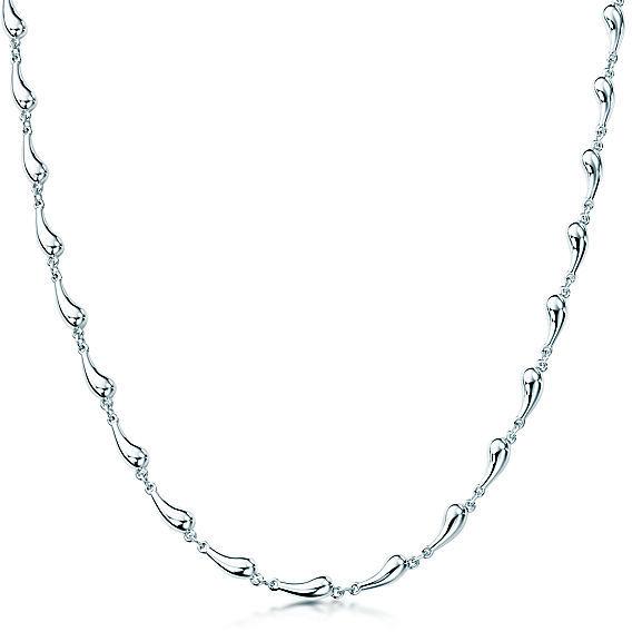 Elsa Peretti®:Teardrop Necklace
