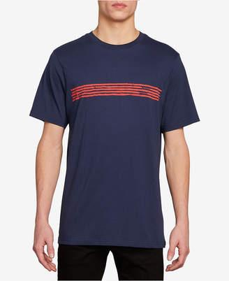 Volcom Men's Block Out Logo T-Shirt