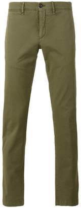 Moncler classic chino trousers