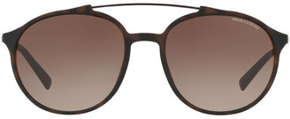 Armani Exchange AX4069S 412686 Sunglasses