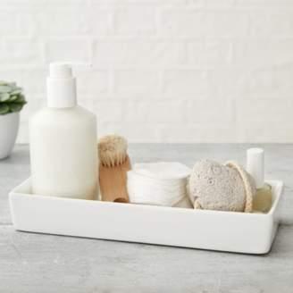 The White Company Newcombe Ceramic Rectangular Tray