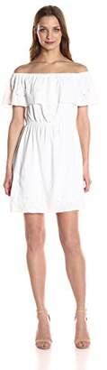 Lucky Brand Women's Amanda Schiffly Dress
