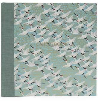 Esmie White Cranes Guest Book