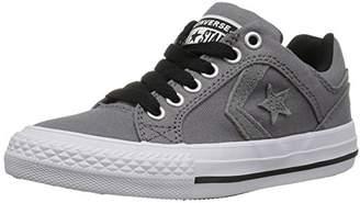 Converse Boys' EL Distrito Suede Low Top Sneaker