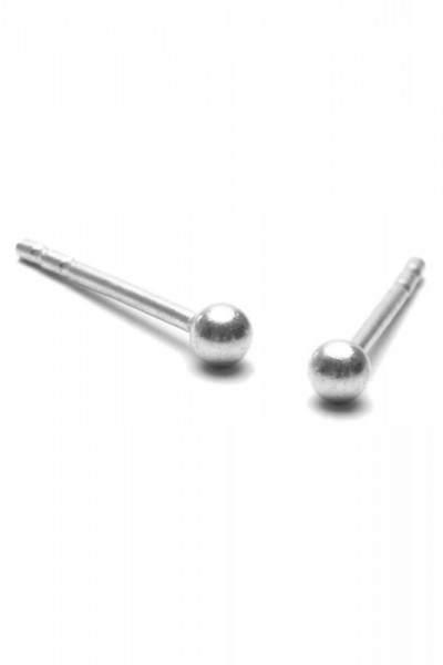 Styleserver DE Pernille Corydon Ohrstecker Micro Pearl Silber