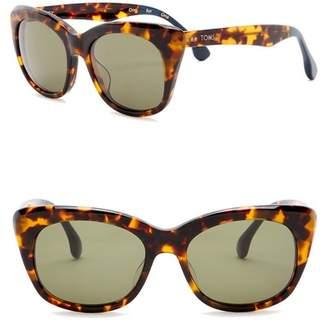 Toms Kitty 53mm Cat Eye Sunglasses