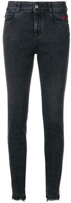 Stella McCartney slim high-waisted jeans