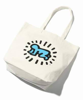 Keith Haring JOINT WORKS tote6
