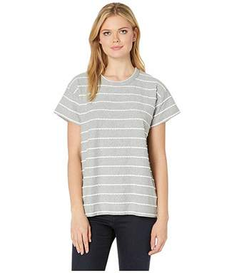 Mod-o-doc Your New Favorite Tee in Scalloped Jersey