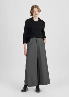 Issey Miyake Wool Stretch Pant Gray