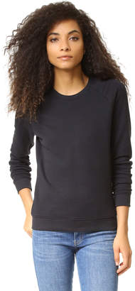 Zoe Karssen Loose Fit Raglan Sweater $110 thestylecure.com