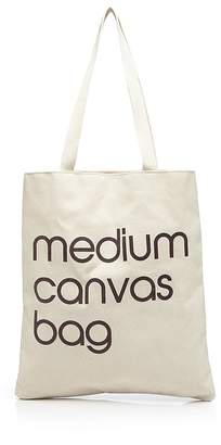 Bloomingdale's Medium Canvas Tote - 100% Exclusive $25 thestylecure.com