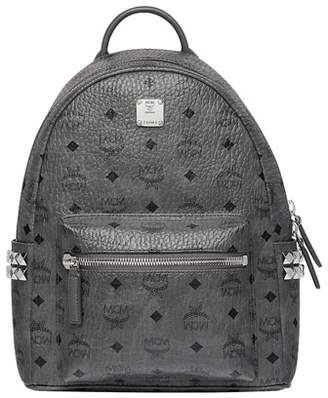 MCM Men's Stark Medium Side-Stud Backpack
