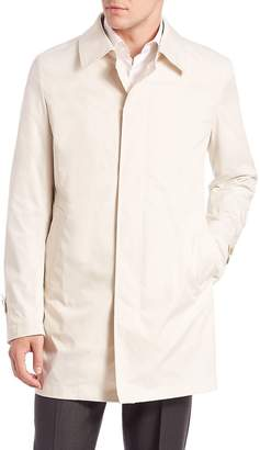 Sanyo Men's COLLECTION Trench Coat