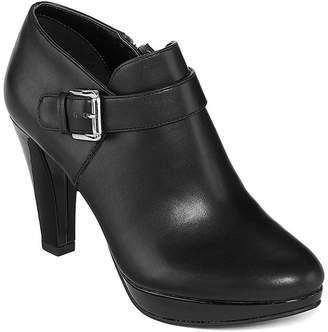 East Fifth east 5th Womens Stiletto Heel Zip Bootie