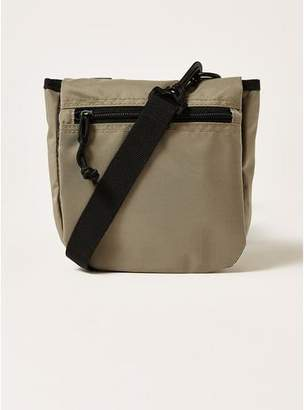 Topman Mens Stone Flight Cross Body Bag