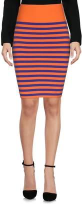 Moschino Knee length skirts - Item 35340968ON