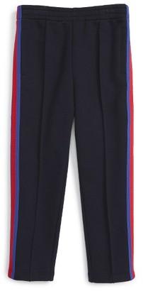 Boy's Gucci Stripe Sweatpants $230 thestylecure.com