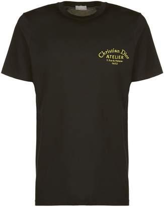 Christian Dior Logo T-shirt