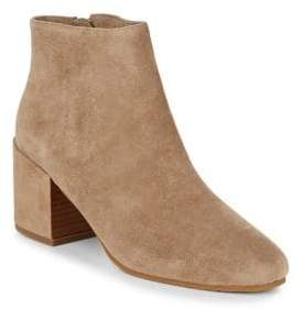 Kenneth Cole Gentle Souls By Blaise Suede Ankle Boots