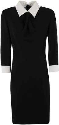 Moschino Classic Collar Shift Dress