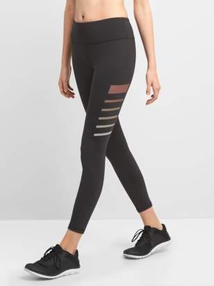 Gap GFast Blackout Stripe Leggings
