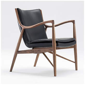 Design Within Reach Onecollection Model 45 Chair, Black at DWR