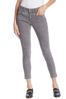 Democracy Ab Technology Patterned Skinny Jeans