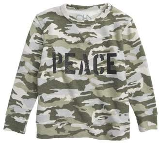 Chaser Peace Camo Shirt