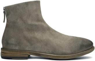 Marsèll Grey Listolo Invernale Boots
