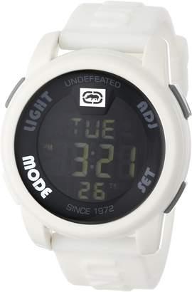 Ecko Unlimited Marc Ekco Men's 20-20 Digital Resin Strap Watch E07503G2