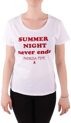 Patrizia Pepe Cotton T-shirt