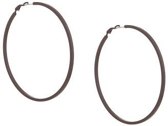 G.V.G.V. colour hoop earrings