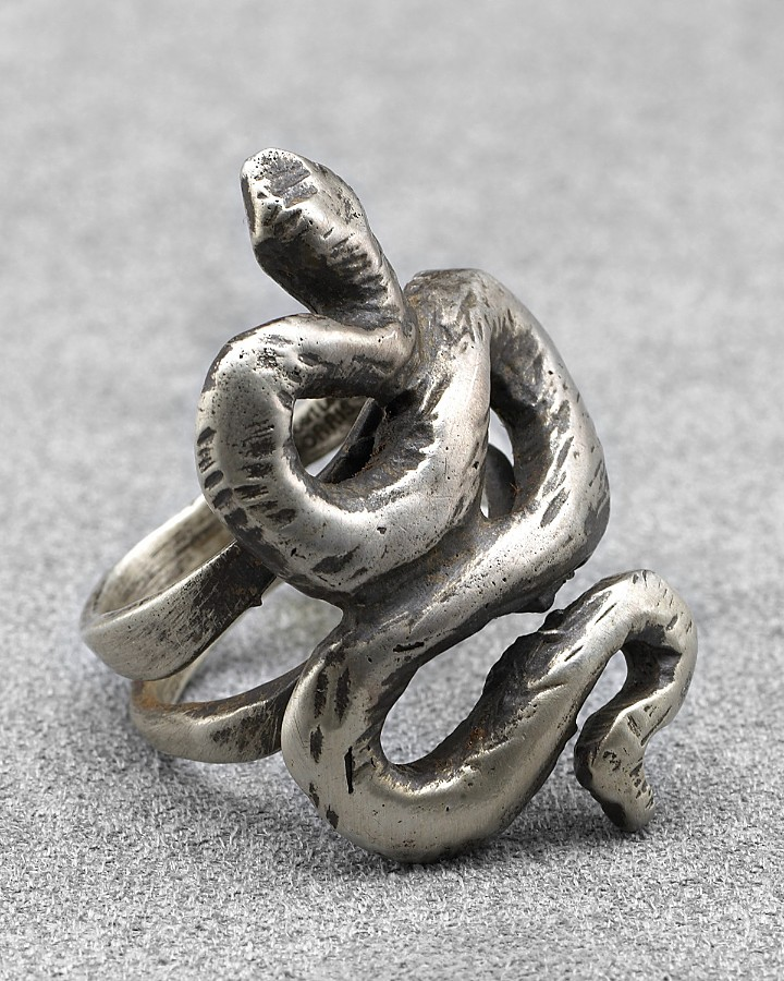 Robert Lee Morris for Elizabeth and James Snake Ring