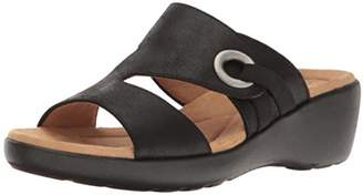 Easy Spirit Women's Kaitrin2 Wedge Slide Sandal