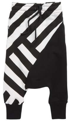 Nununu Stripe Baggy Pants