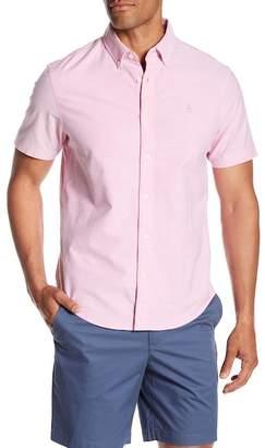 Original Penguin Updated Core Oxford Short Sleeve Slim Fit Shirt