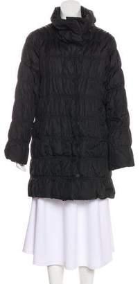 Eileen Fisher Puffer Down Coat