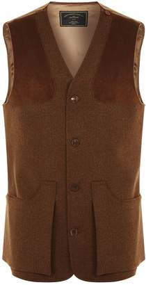 Purdey Tweed Shooting Vest