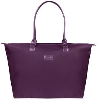 Lipault Shopping Tote $85 thestylecure.com